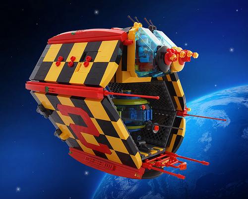 Lego GARC Race Team
