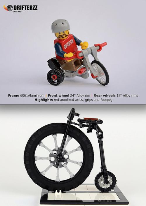 Lego Bikes