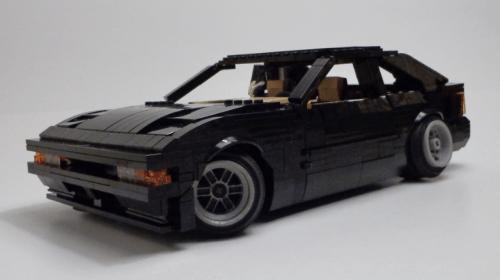 Lego Toyota Celica Supra