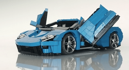 Lego Ford GT 2017