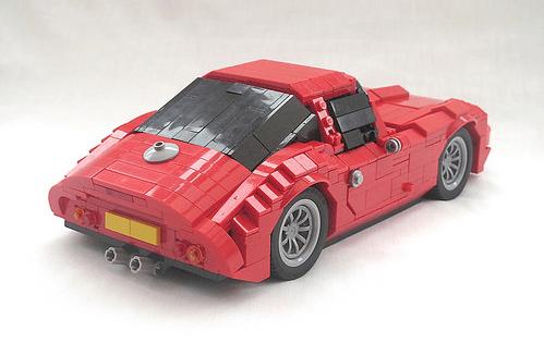 Lego Marcos 1600GT