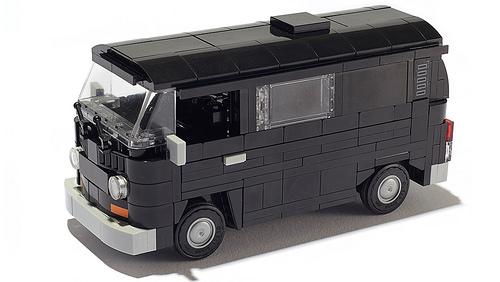 Lego VW Transporter