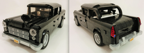 Lego '55 Chevy Coupe