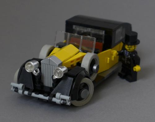 Lego Rolls Royce Phantom III