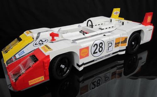 Lego Porsche 908/02 LH Flunder