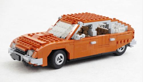 Lego Citroen CX