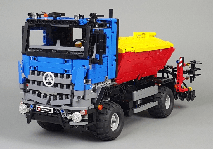 Lego Technic Mercedes-Benz Arocs