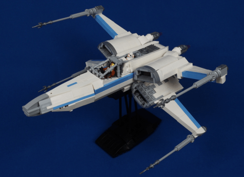 Lego Star Wars The Force Awaken X-Wing