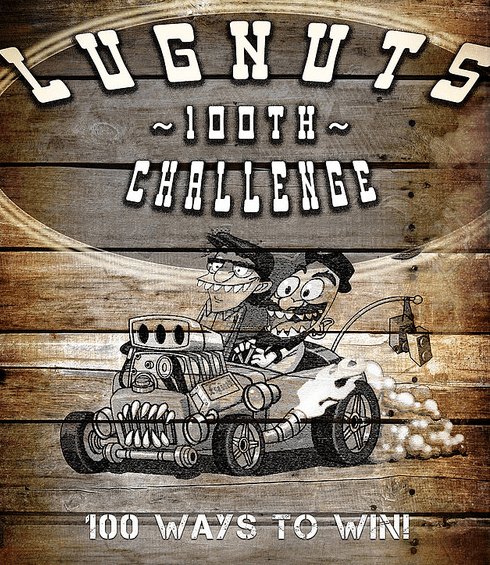 Lego LUGNuts Competition