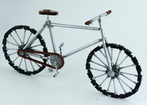 Lego Fixie Bike