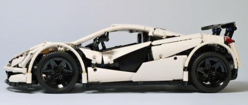 Lego Technic Icarus Remote Control Supercar