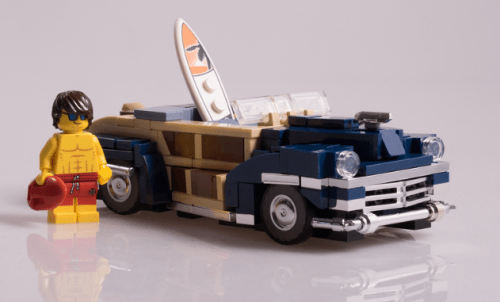 Lego 1948 Chrysler Town & Country Convertible