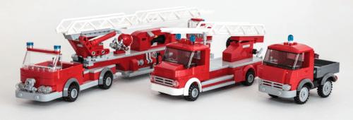 Lego Fire Trucks