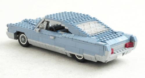 Lego Pontiac Bonneville