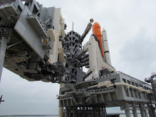 Lego NASA Space Shuttle