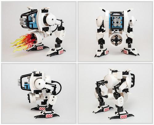 Lego Pet Mech