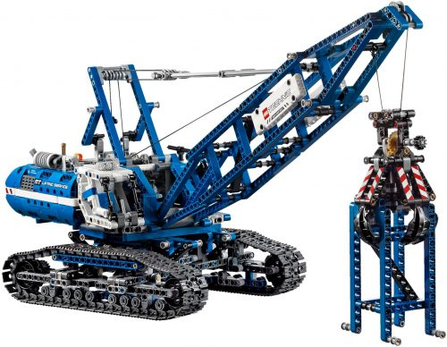 Lego Technic 42042 Review