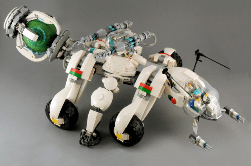 Lego Space Octan Ant