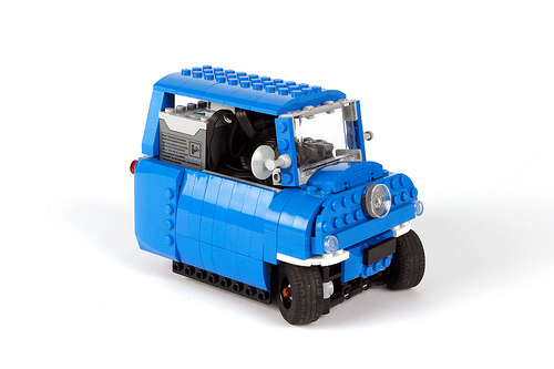 Lego Peel P50 RC