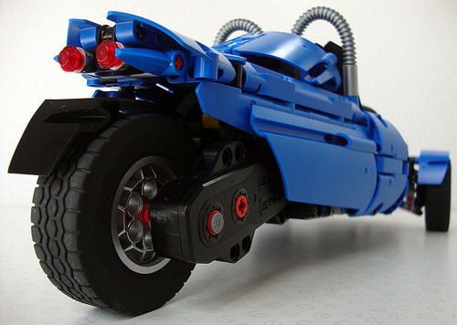 Lego Technic RC Grinnall Scorpion III