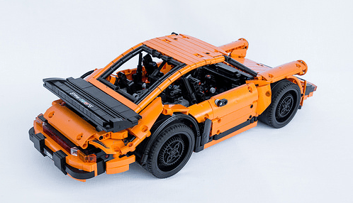 Lego Technic Porsche 911 Turbo