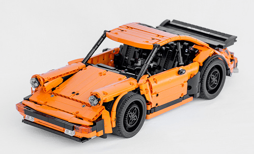 Lego Technic Porsche 911 Turbo