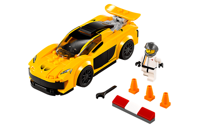 Lego 75909 McLaren P1 Review