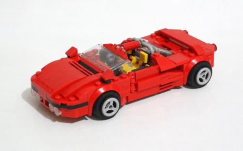 Lego Tomatorama Concept Car