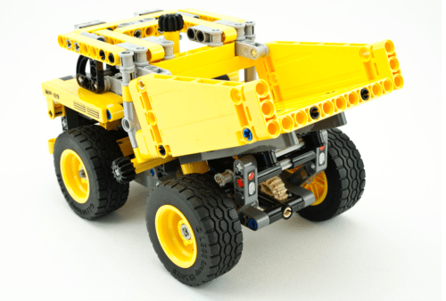 Lego Technic 42035 Review