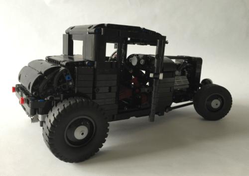 Lego Ford Hot Rod