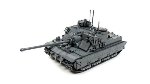 Lego A39 Tortoise Tank Sariel RC
