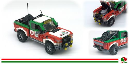 Lego Ford F150 Raptor