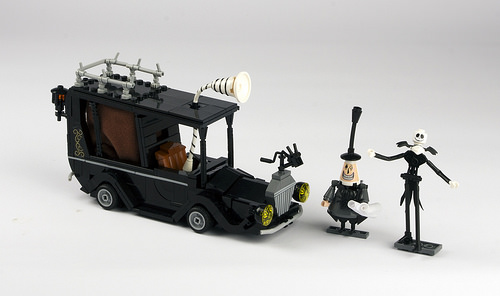 Lego Nightmare Before Christmas