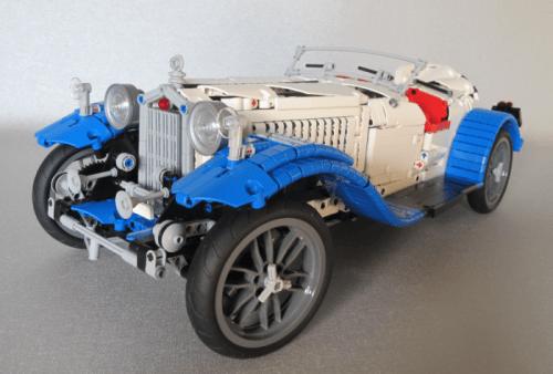 Lego Technic Alfa Romeo 1932