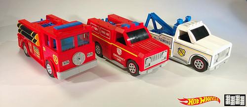 Lego Hot Wheels Toys