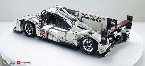 Lego Porsche 919 Le Mans Technic RC
