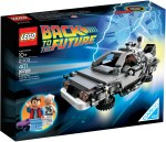 Lego 21103 Back to the Future DeLorean Time Machine