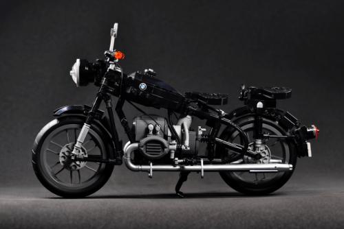Lego BMW R60 Motorbike