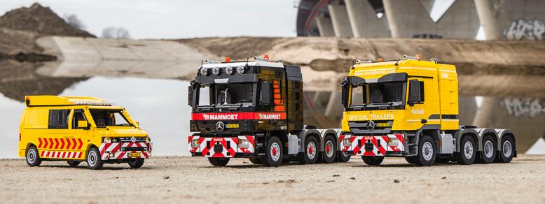 Lego Mercedes-Benz Actros