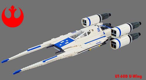 Lego UT-60D U-Wing Star Wars