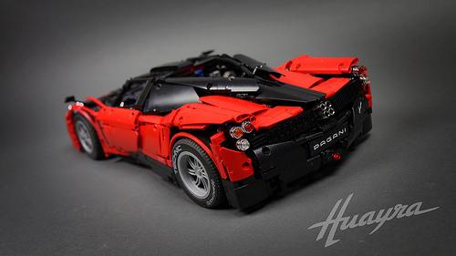 Lego Technic Pagani Huayra Sariel