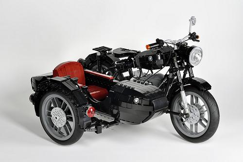 Lego Technic BMW R60 Sidecar