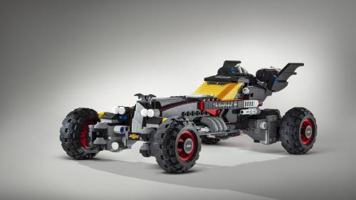 Lego Chevrolet Batmobile