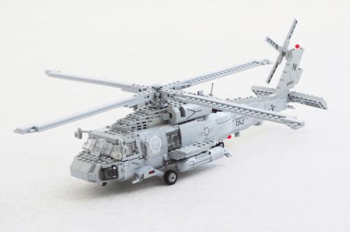 Lego SH-60F Seahawk