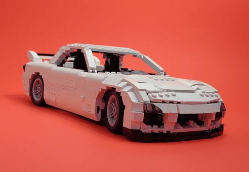 Lego Mazda RX-7 FD