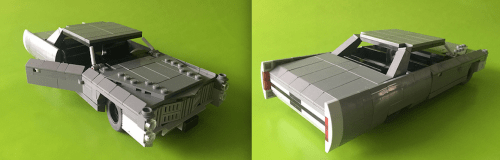 Lego Cadillac DeVille Coupe 1965