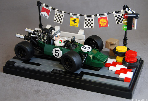 Lego Brabham BT24
