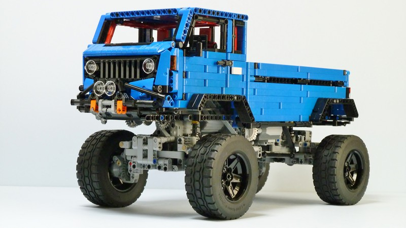 Lego Jeep Mighty FC Concept