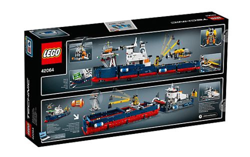 LEGO Technic 42064 Ocean Explorer Review
