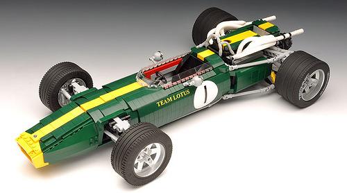 Lego Lotus 43 BRM H16